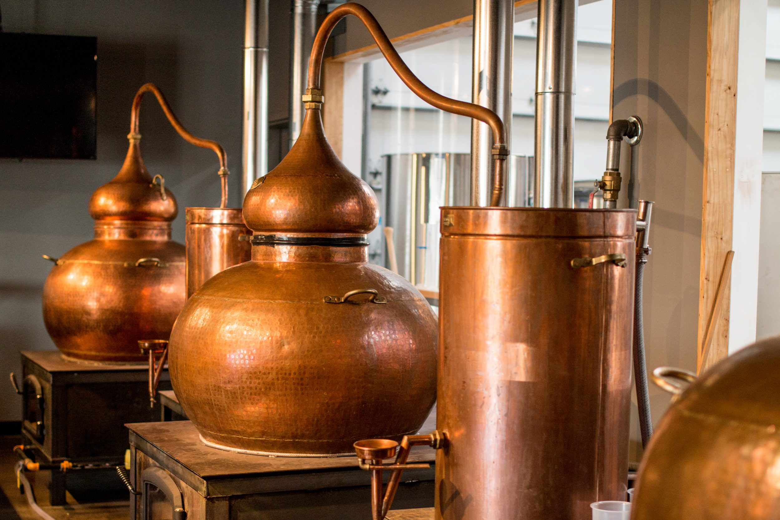 Bluewater Organic Distilling Everett Wa Move Your