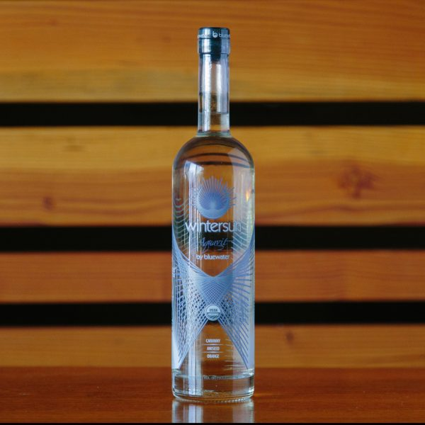 Wintersun Organic Aquavit 36 50