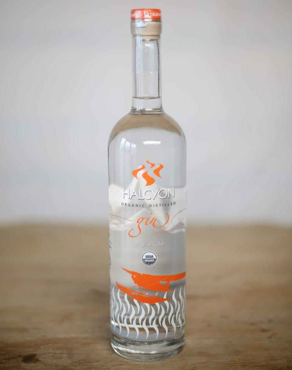 Halcyon Organic Distilled Gin 36 50