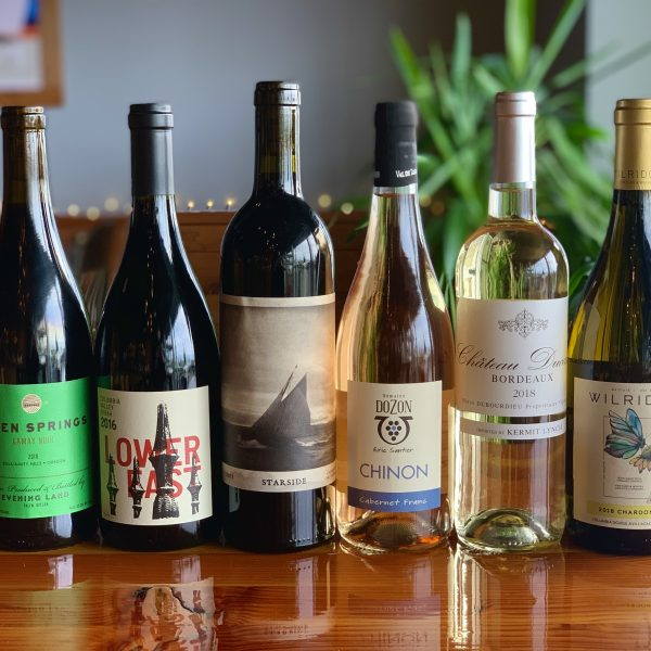 Bluewater Waterfront Wine Club October